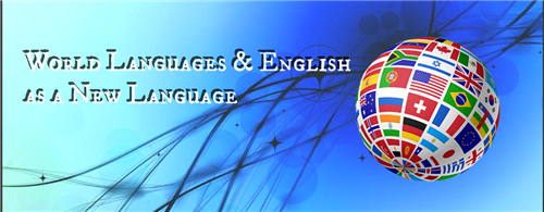 World Languages & English as a New Language