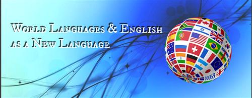 World Languages English As A New Language World Languages - English as a world language