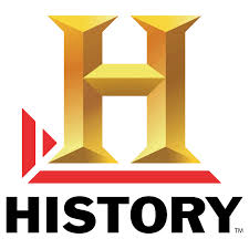 History Channel logo.