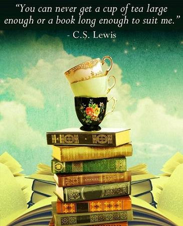Extra-Credit - Who is C.S. Lewis? Email me your answer for 5 extra-credit points.