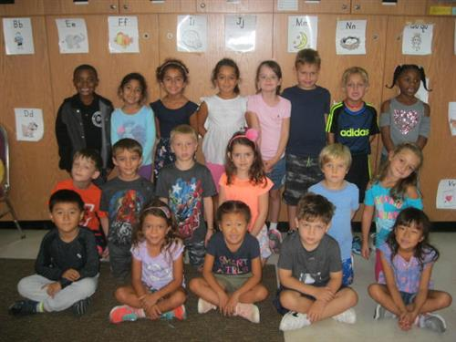 Mrs. Santomauro's First Grade