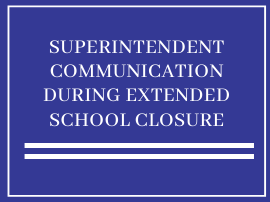 Communication During School Closure