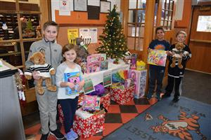 MP Toy Drive