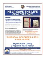Narcan Training December 5th