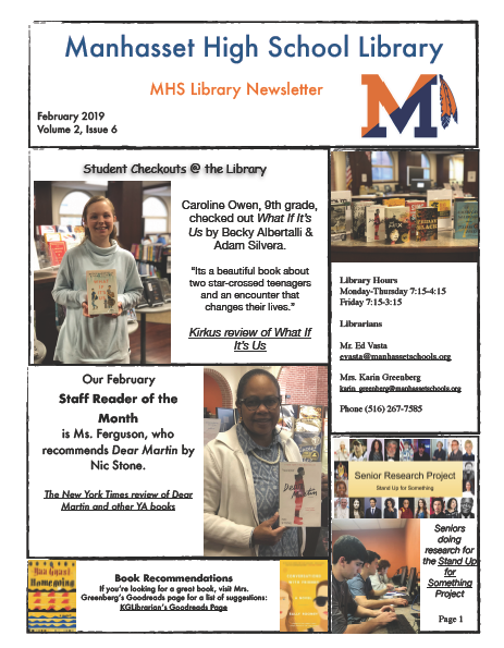 feb lib news