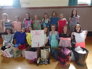 Girls Dress Drive