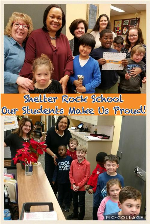 Our Students Make Us Proud!